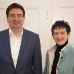 Inge Aures und Florian von Brunn gehen in den Untersuchungsausschuss Bayern-Ei