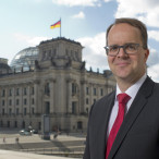 Bundespräsidentenkandidat Steinmeier stellt sich im Bayerischen Landtag vor