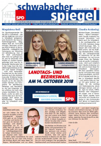 Schwabacher SPiegel 2018